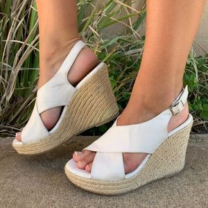 American Eagle Outfitters Shoes - american eagle sandal wedges